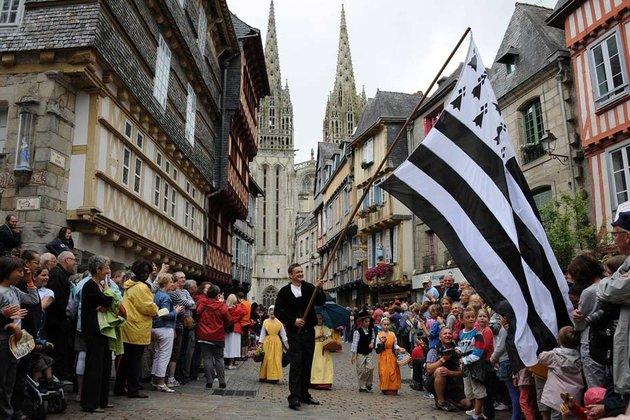 Calendar & Events in Quimper – Appart'Hotel Quimper, Britany, Celtic region, West France